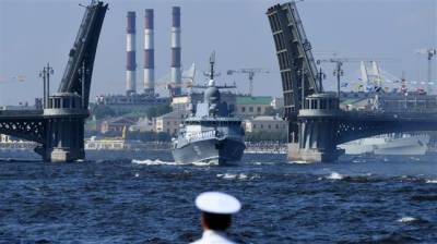Russia to hold week-long military drill in Mediterranean