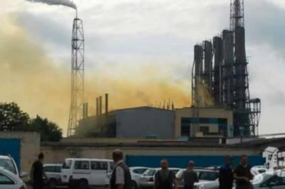 Three killed in blast at Russian explosives plant