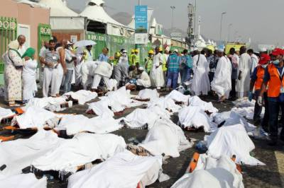 64 Pakistani Hujjaj die in Saudi Arabia during Hajj