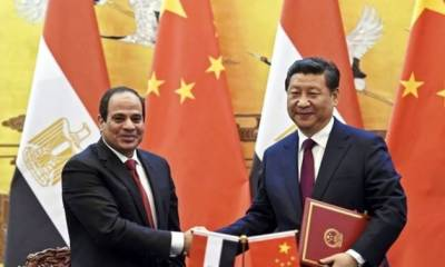 China, Egypt to advance comprehensive strategic partnership