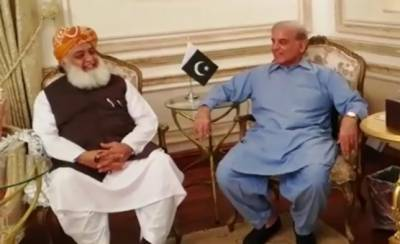 Fazal ur Rehman makes last ditch effort for presidential election