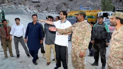 Gilgit-Skardu road to be completed by 2020: CM GB
