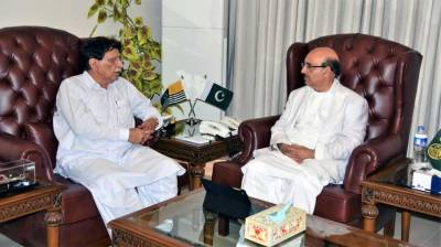 Indian conspiracy of changing Kashmir's demography violation of Int'l laws: AJK govt