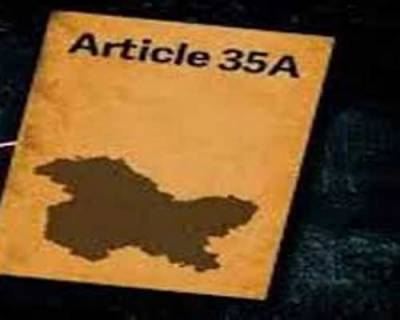 India's top Court has no power to hear Article 35-A case: Lawyer