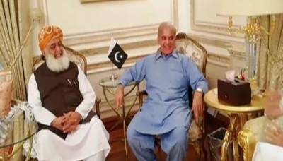 Is Fazal ur Rehman withdrawing in favour of PPP presidential candidate?