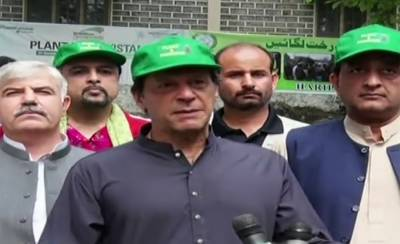 Plant for Pakistan: PM Khan vows to save future generations of Pakistan