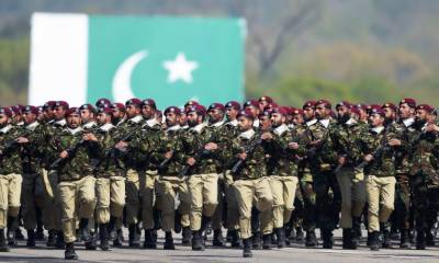 Top 10 largest Militaries of the World, Where does Pakistan stand?
