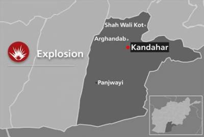 Twin explosions reported in Afghanistan