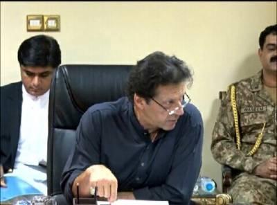 100 days plan: PM Imran Khan onto it