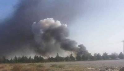 3 including foreign pilot killed in Balkh copter crash