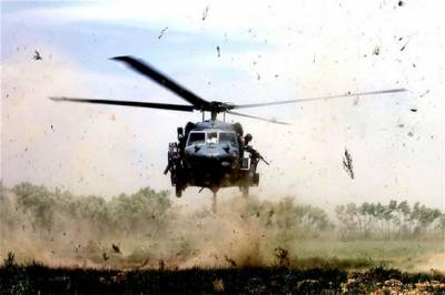 Afghanistan helicopter crash: At least 11 Afghan military soldiers killed