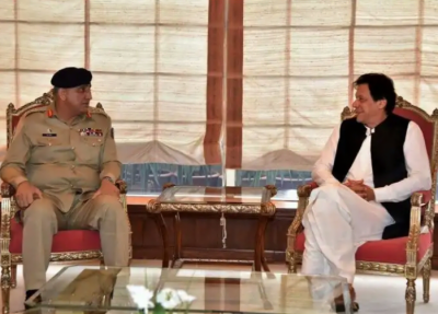 COAS General Bajwa held an important meeting with PM Imran Khan