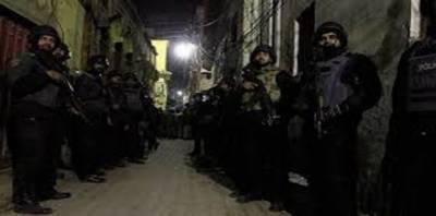 CTD Punjab arrests three terrorists: Sources
