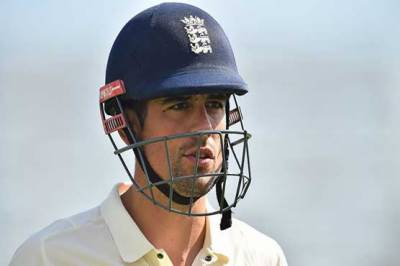 England's great Alastair Cook announces retirement from international cricket