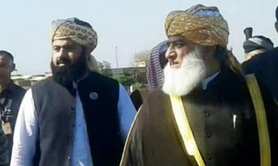 Fazal ur Rehman son MNA Asad Mehmood under severe terrorist threats