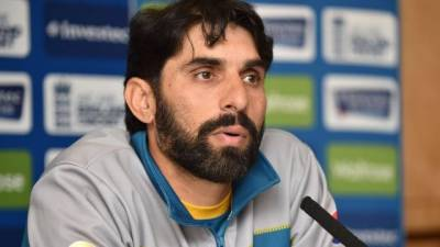 Former skipper Misbah ul Huq hits out at PCB