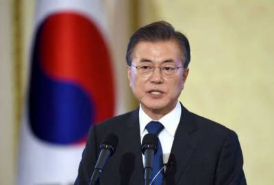 Moon to send top security adviser as envoy to DPRK