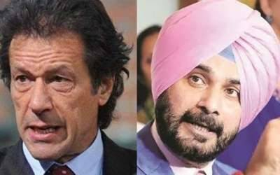 Navjot Sidhu reveals a new message from the PM of Pakistan, Imran Khan