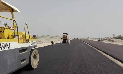 CPEC western route faces setback