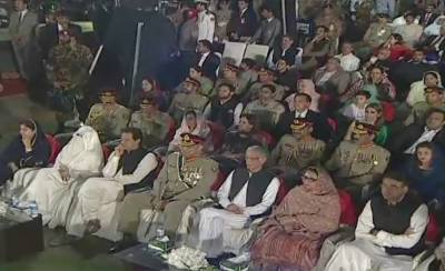 Defence Day main ceremony held in GHQ, PM Imran Khan is the Chief Guest