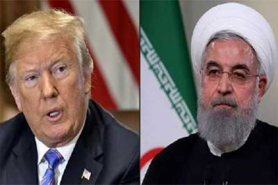 Donald Trump hints at surprise meeting with Iranian President Rouhani