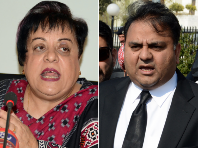 Fawad Chaudhry, Dr Shireen Mazari come under organised cyber attack