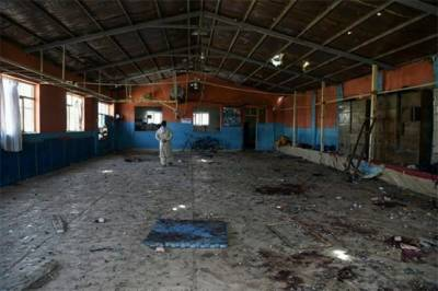 Kabul twin suicide bombing responsibility claimed