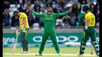 Pakistan Vs South Africa series schedule announced
