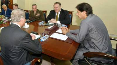 Pakistan wants to strengthen relationship with US based on respect: PM