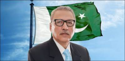 President elect Dr Arif Alvi makes an unprecedented announcement