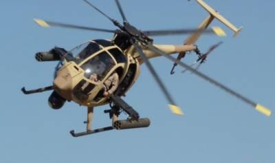 Saudi military helicopter crashes in Riyadh, American pilot killed