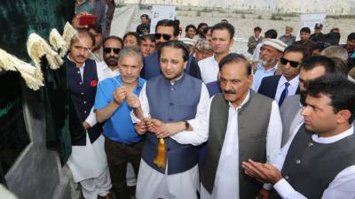 9 RCC Bridges being constructed in Baltistan division: CM GB