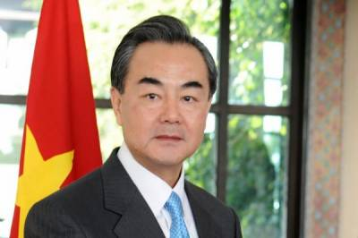 Chinese Foreign Minister arrives in Pakistan on a three day official visit