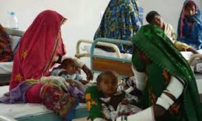 Four more children die in Tharparkar due malnutrition