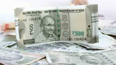 India's rupee hits record low against the dollar