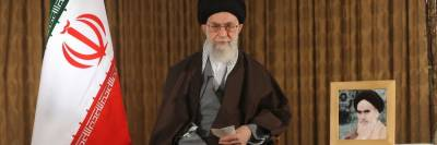 Iran supreme leader warns against spread of pessimism
