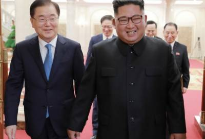 Moon wants 'irrevocable progress on nuke diplomacy
