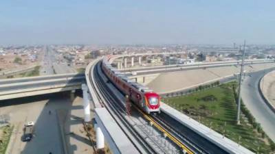 Orange Line Metro Train project faces yet another setback