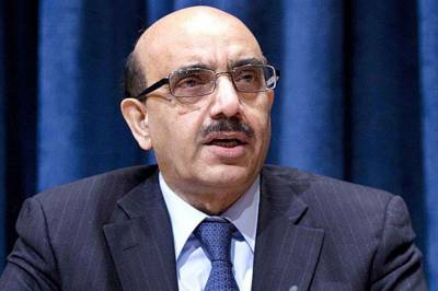 Pakistan emerges strong country of the world because of its valiant forces: AJK President