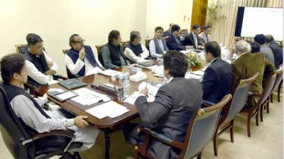 PM Imran Khan chairs briefing on CPEC projects