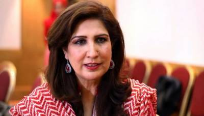 PPP Shehla Raza injured in an accident in Karachi