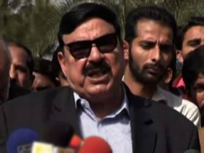 Railways soon be developed as modern technical organization: Sheikh Rasheed