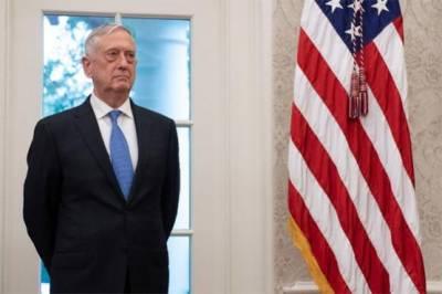 US defence secretary Jim Mattis unannounced visit to Kabul
