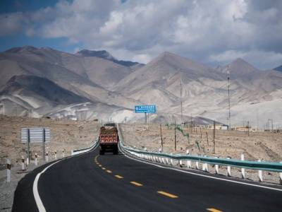 Assault on CPEC, from America