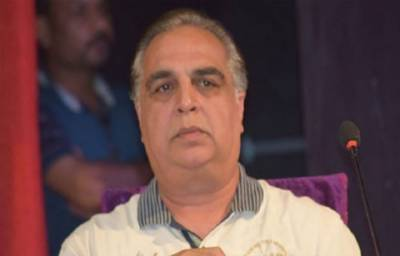 Diamer Bhasha Dam fund: Governor Sindh Imran Ismail makes big donation