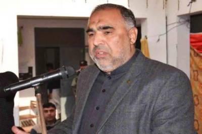 Diamer Bhasha Dam Fund: Speaker NA Asad Qaiser makes donation upon PM appeal