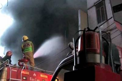 Lahore Ali Tower mysterious fire preliminary report presented