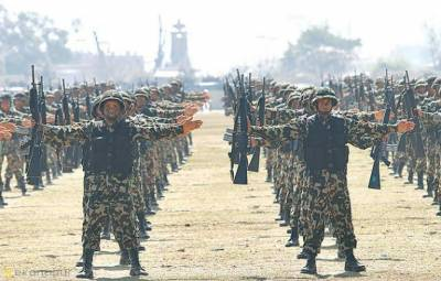 Nepali Army gives a blow to Indian aspirations