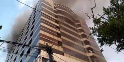 One killed in Ali Tower fire