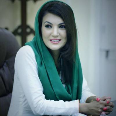 Reham Khan, former wife of PM Khan gets a snub